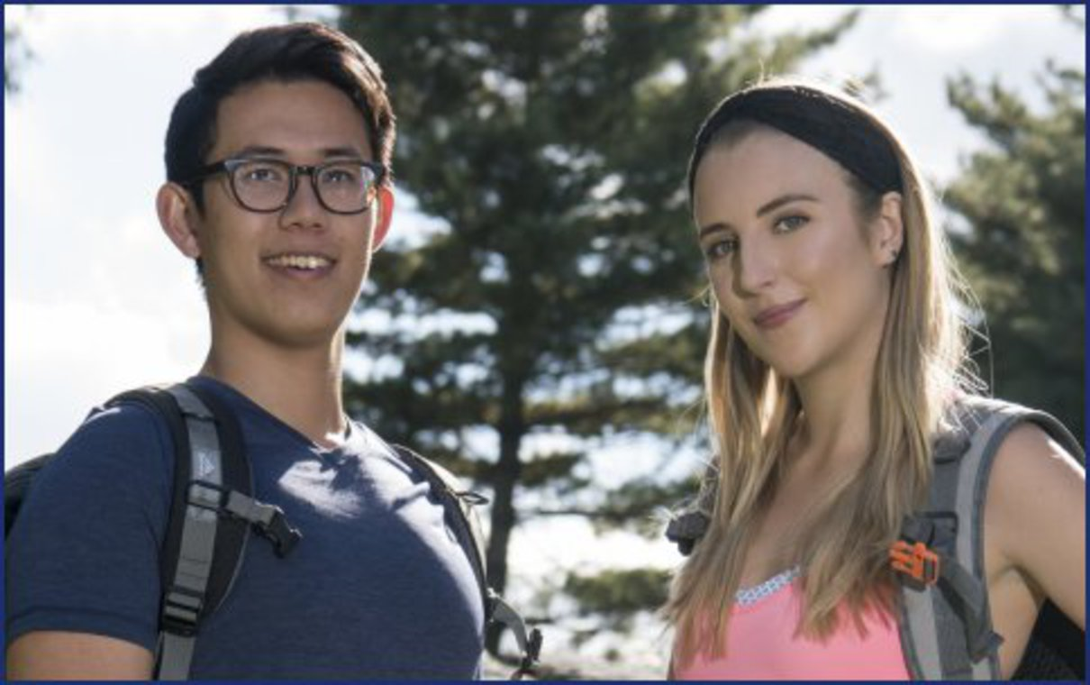 Exclusive Henry Zhang And Evan Lynyak Talk The Amazing Race Part 1