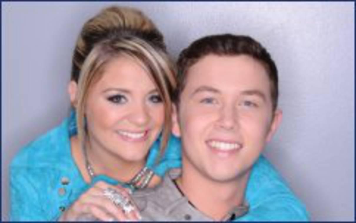 Lauren alaina und cretty mccreery Dating 21-jähriger Kerl aus 30 Jahre alter Frau