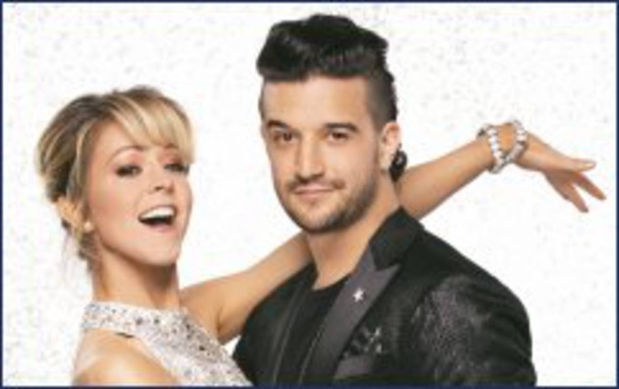 dancing with the stars recap lindsey stirling and mark ballas top