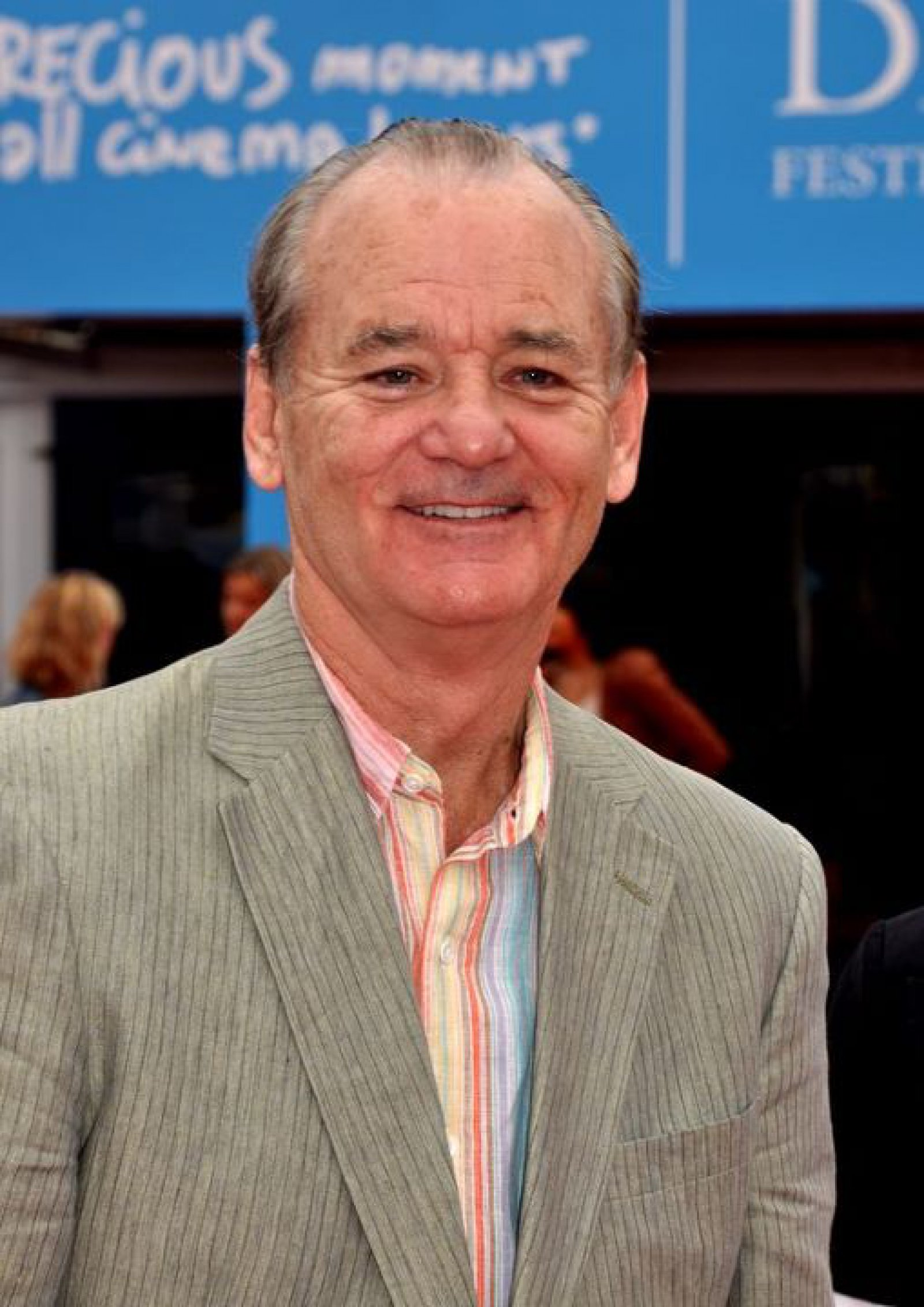 Bill Murray coloring book published