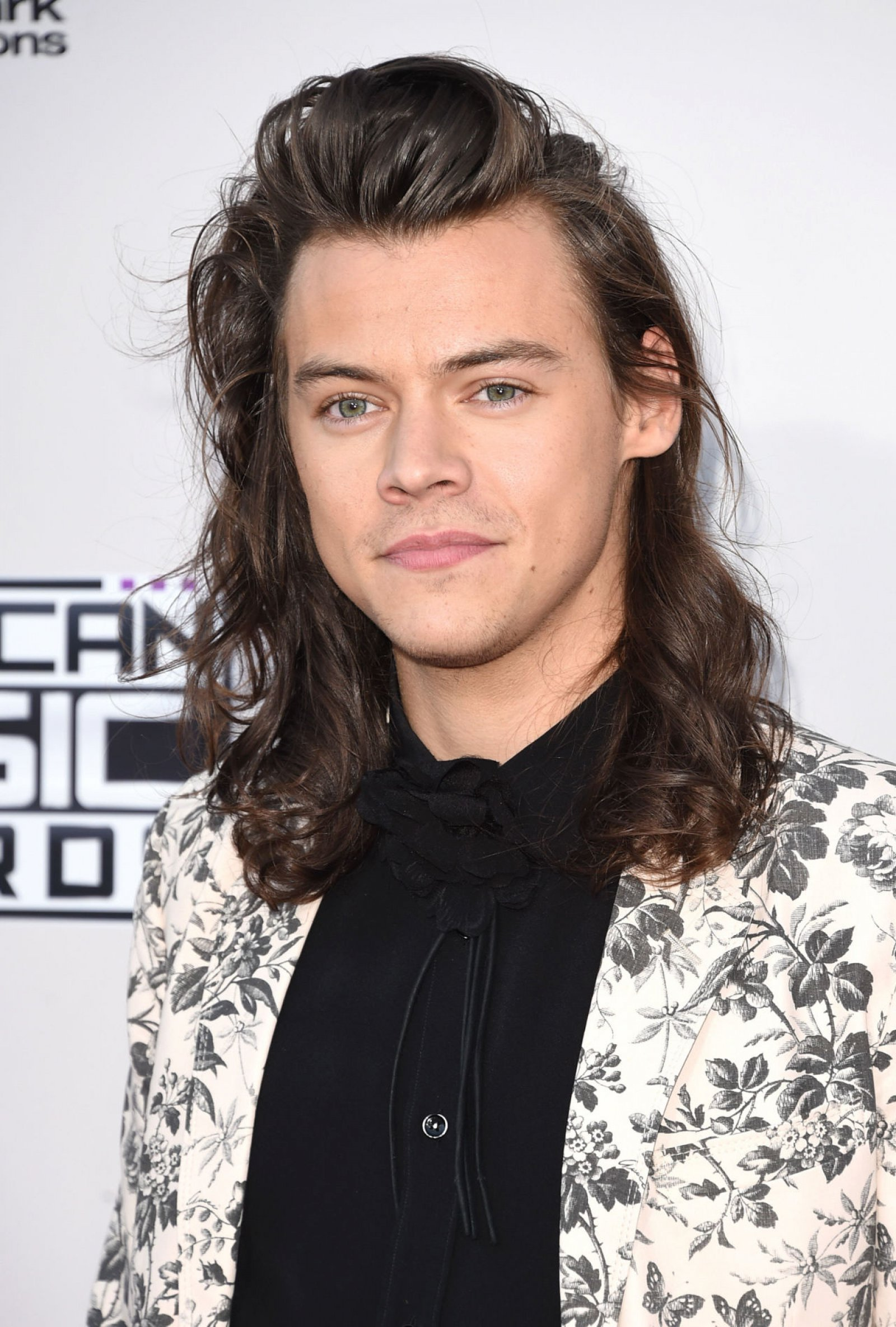 Harry Styles Performs A Crosswalk Concert On Late Late Show