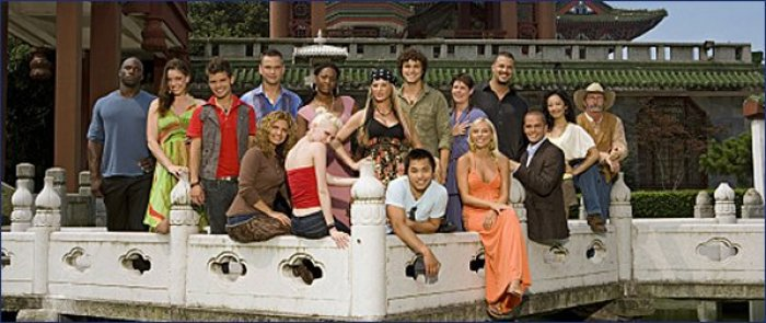 survivorchina_cast