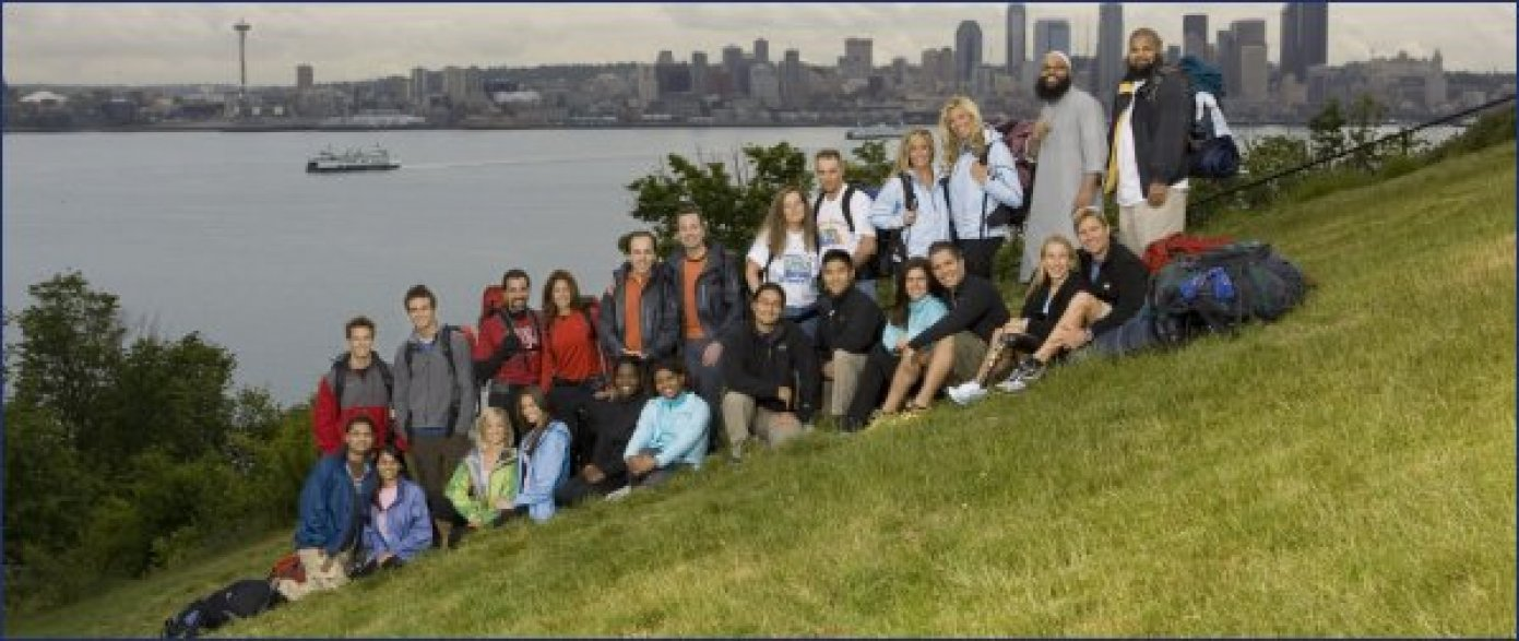 HOME  > The Amazing Race > The Amazing Race 10CBS reveals the identities of its 'The Amazing Race 10' teams
