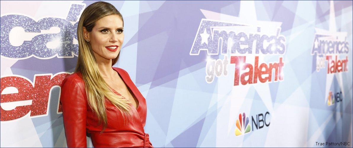 Heidi Klum gets close to Tom Kaulitz in Mexico