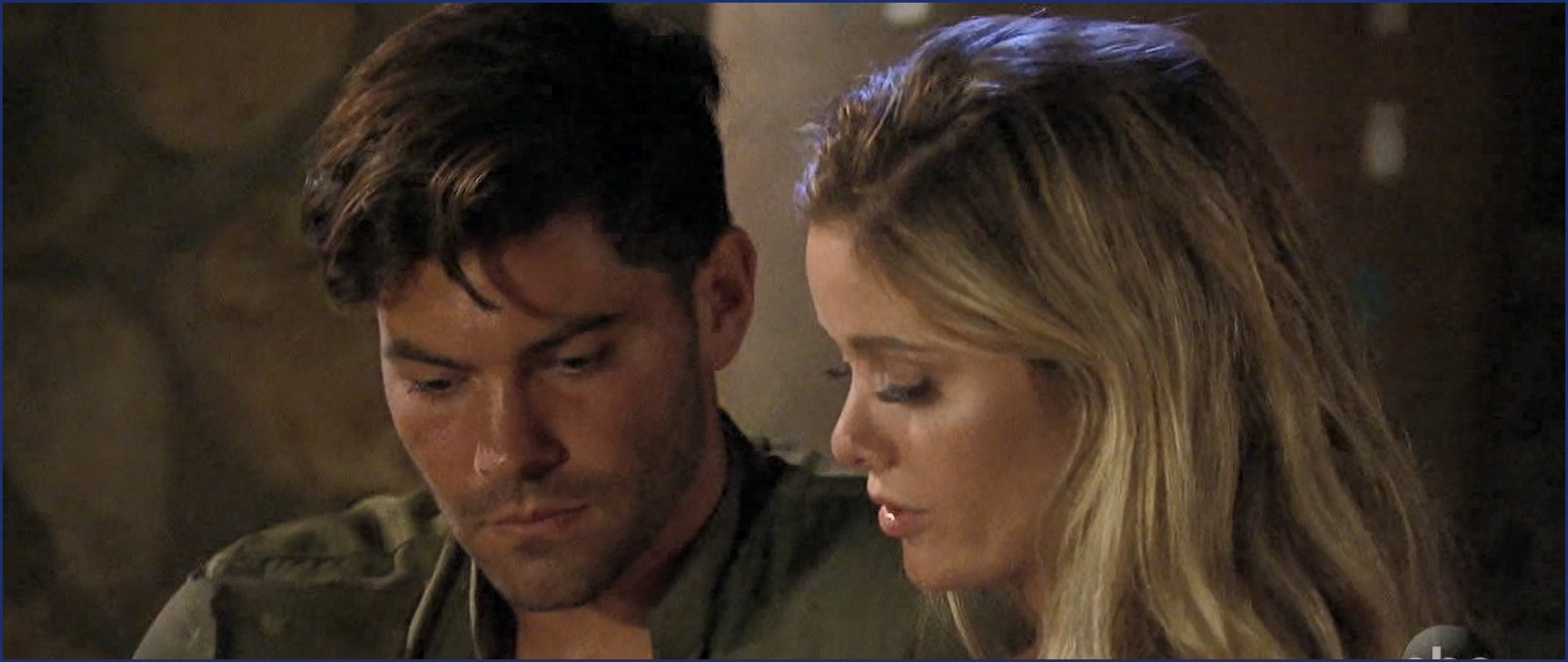Hannah and dylan bachelor in paradise