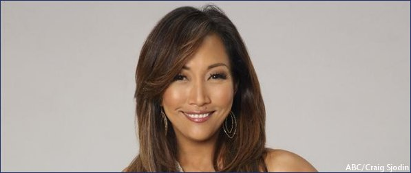Carrie Ann Inaba Wedding.Dancing With The Stars Judge Carrie Ann Inaba And Fiance Robb