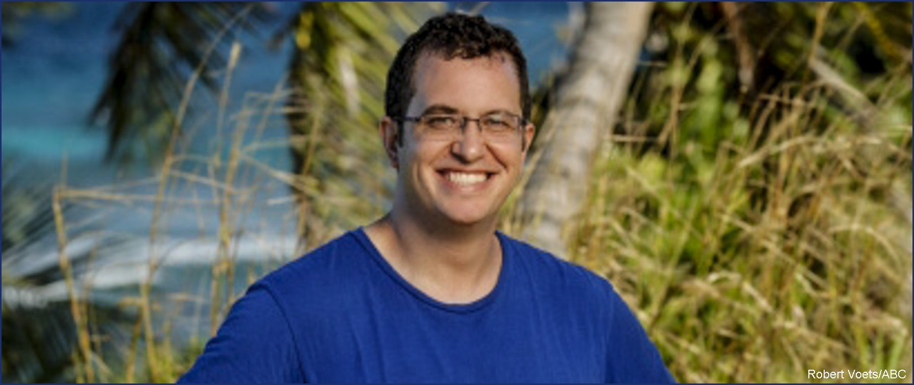 Survivor' host Jeff Probst: David Wright and Rick Devens